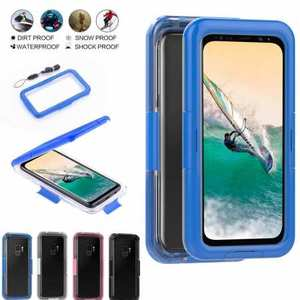 Waterproof Shockproof Dirtproof Hard Cover Case For Samsung Galaxy S9 Note 9 S8 Plus