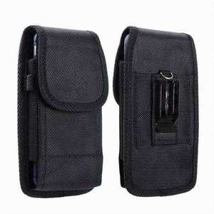 For OnePlus 7 8 / 8 Pro Case Holder Pouch Holster Vertical Belt Clip Loop Cover
