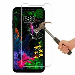 For LG G8 G8X G8S ThinQ Tempered Glass Screen Protector Film Guard