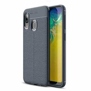 For Samsung Galaxy A10e - Shockproof Case Tpu Soft Leather Cover