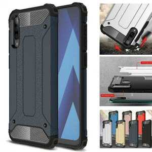 For Samsung Galaxy A50 Shockproof Armor Hybrid Case Cover
