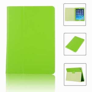 "For iPad 7th Gen 2019 10.2"" Stand Folio PU Leather Smart Case Cover - Green"