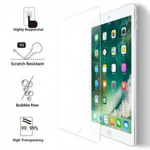 For Apple iPad 7th Generation 10.2'' Pro 11 2020 10.5 9.7 Air 2 3 4 Mini 5 TEMPERED GLASS Screen Protector