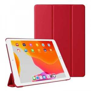 For iPad 7th 8th Generation 10.2 inch Slim Shell Case Magnetic Smart Cover
