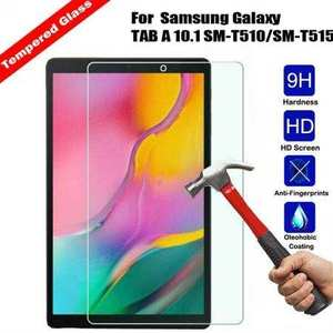 For Samsung Galaxy TAB A 10.1 SM-T510/SM-T515 2019 Tempered Glass Screen Protector