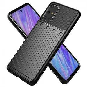 For Samsung Galaxy S20 FE 5G Fan Edition Case Shockproof Soft Rubber TPU Cover