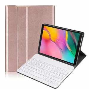 For Samsung Galaxy Tab A 10.1 T510 T515 Wireless Bluetooth Keyboard Leather Stand Case Cover