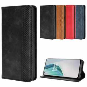 For OnePlus 9 Pro Nord N10 5G N100 Phone Case Magnetic Leather Wallet Stand Cover