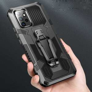 For Samsung Galaxy A42 5G Case Shockproof Stand Cover With Belt Clip