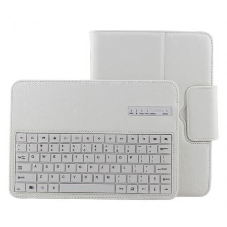 smart cover for galaxy tab 10.1,Detachable Bluetooth Keyboard + Flip Stand Leather Case For Samsung Galaxy Tab 3 10.1 P5200 P5210 - White