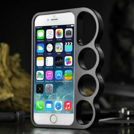 Aluminum Metal Bumper Phone Case For iPhone 5 5S 6 7 8 Plus X SE 4.7 2020