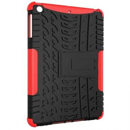 Durable Shockproof Hybrid Hard Stand Tpu Case Cover For