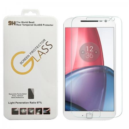 9H Anti-Scratch Tempered Glass Screen Protector for Motorola Moto G4 / G4 Plus