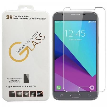 Premium Real Tempered Glass Screen Protector Film Guard for Samsung Galaxy J3 Emerge / J3 2017