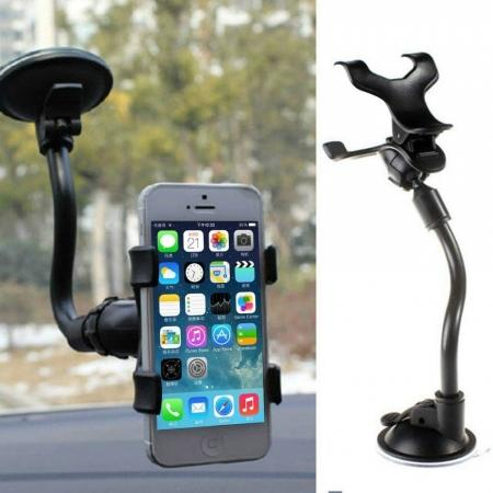 Premium Windshield Dashboard Universal Car Mount Holder for Smart Phones,GPS