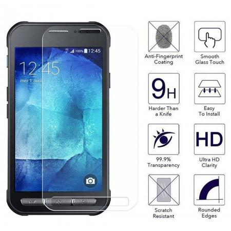 Ultra Clear HD Tempered Glass Screen Protector for Samsung Galaxy Xcover 4 G390F