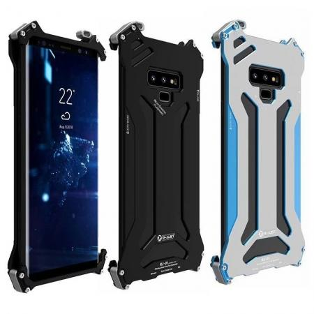 Case For Samsung Galaxy Note 9 Metal Aluminum Shockproof Bumper Armor Cover