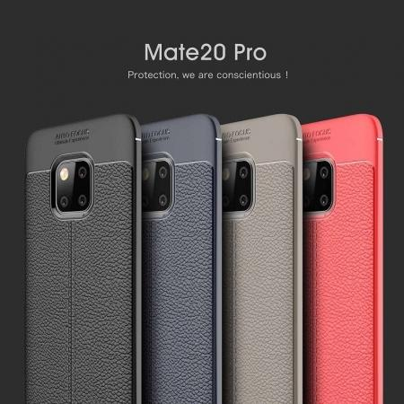 For Huawei Mate 20 Pro Mate 20 Lite Soft Silicone Leather Matte Case Cover