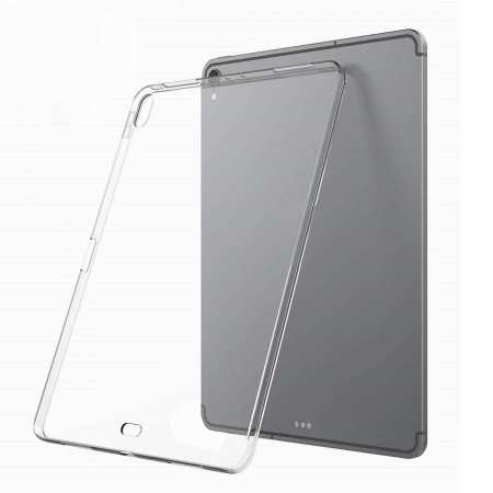 Ultra-thin Transparent Soft TPU Shockproof Case Cover for iPad Pro 11 inch