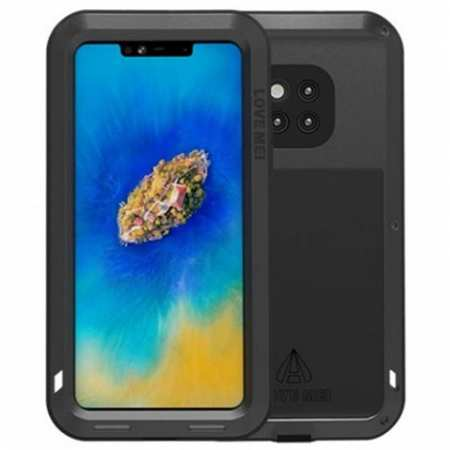 Powerful Metal Armor Shockproof Case for Huawei Mate 20 Pro