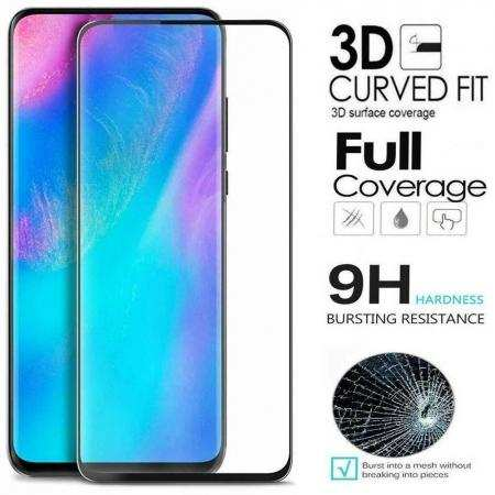 For Xiaomi Mi 9T 9H Full Cover Curved Tempered Glass Screen Protector