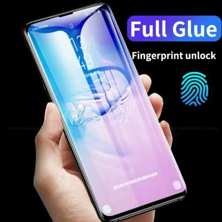 For Samsung Galaxy Note 10 / 10+ / 10+ 5G Full Glue 9D Tempered Glass Screen Protector