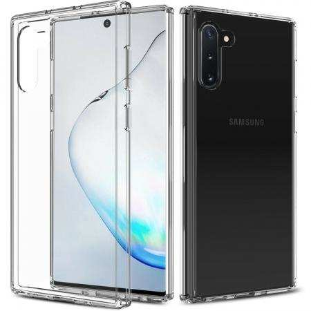 For Samsung Galaxy Note 10 / 10+ Plus Case Crystal Clear Shockproof Bumper Slim Cover
