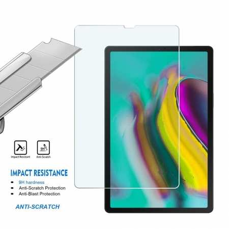 For Samsung Galaxy Tab S6 / S5e 9H Hardness Tempered Glass Screen Protector