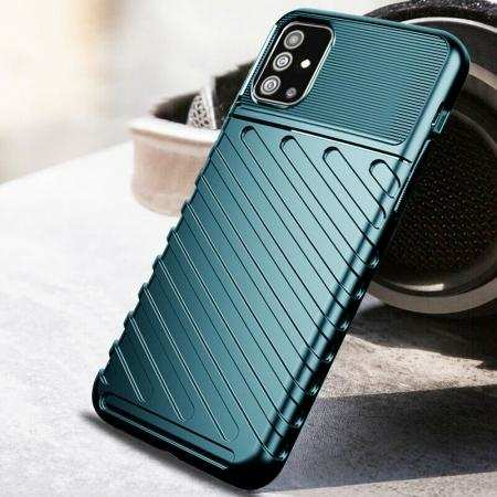 For Samsung Galaxy A71 Case Rugged Slim Shockproof Soft Cover