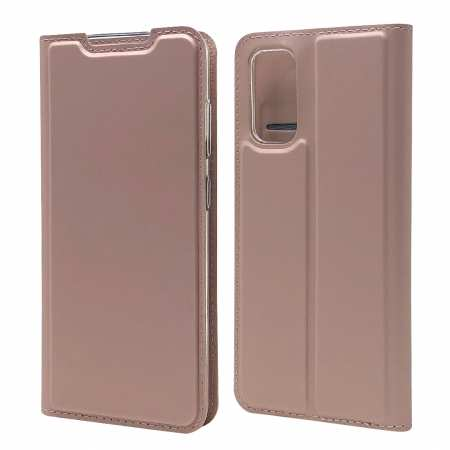 For Samsung Galaxy A71 5G UW Phone Wallet Case Leather Flip Cover