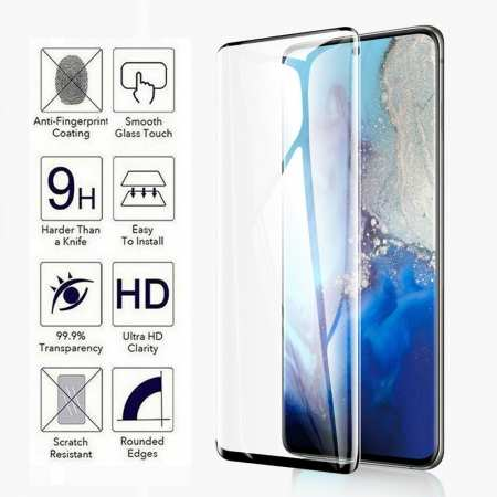 For Samsung Galaxy A51 A71 5G S20 Full Tempered Glass Screen Protector