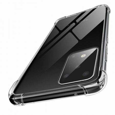 For Samsung Galaxy S20 Ultra - Case Crystal Clear Lightweight Slim Cover