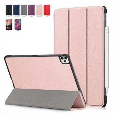 For Apple iPad Pro 11-inch 2020 Case Magnetic PU Leather Stand Cover