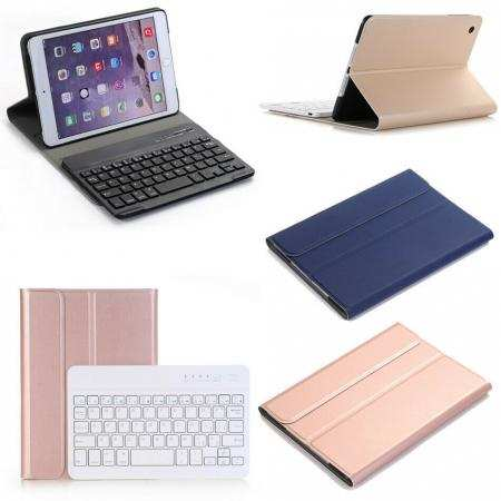Bluetooth Keyboard Leather Stand Tablet Case Cover For iPad Pro 11 12.9 2020