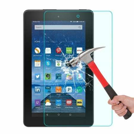 For Amazon Fire 9H Tempered Glass Screen Protector