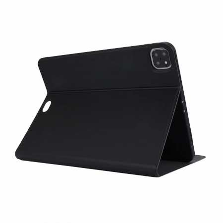 "For iPad Pro 11"" 2020 Stand Folio PU Leather Case - Black"
