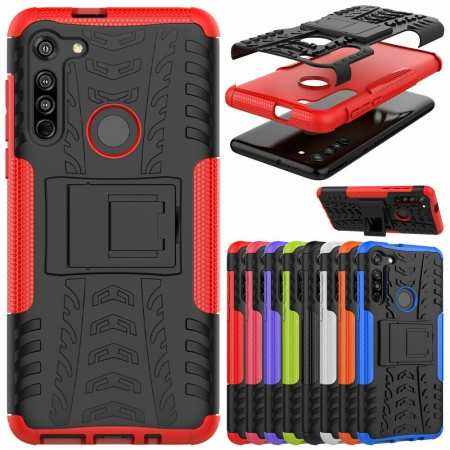 For Moto G Fast Protective Case Heavy Duty Phone Cover