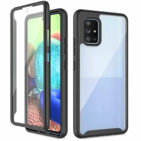 For Samsung Galaxy A51/ A71 5G Case Cover Full Body Bumper W/ Screen Protector
