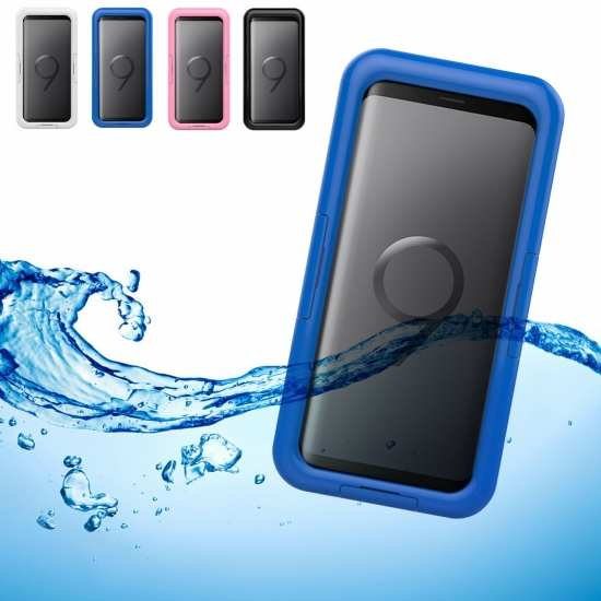 Case For Samsung Galaxy S21 Plus S21 Ultra S20 FE 5G UW Underwater Shockproof Dirtproof Cover