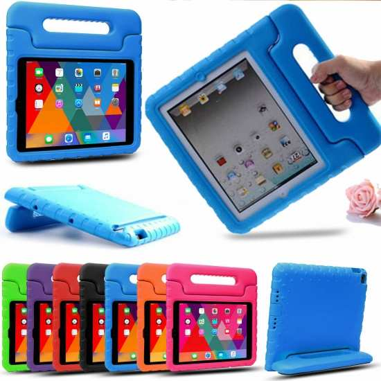 "For iPad 10.2"" 7th 8th Generation / iPad Air 4 10.9 Case Kid Shockproof Tablet Stand Cover"