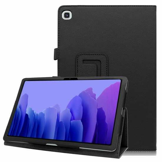 "For Samsung Galaxy Tab A7 10.4"" T500 T505 PU Leather Smart Flip Case Cover"