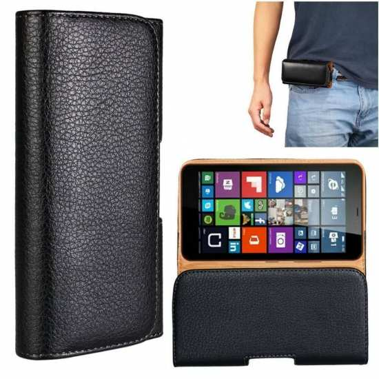 For Samsung Galaxy S21 S21+ S21 Ultra Case Belt Clip Pouch Holster Cover Black