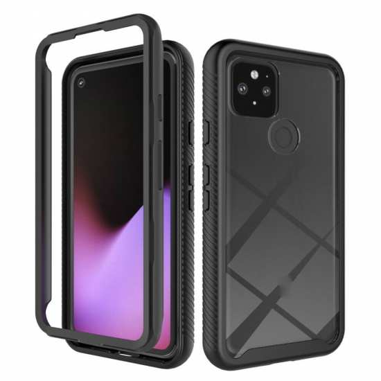 For Google Pixel 5 4A 5G 4 3a XL Case Full-Body Shockproof Phone Cover