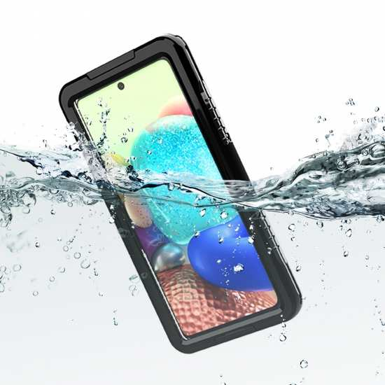 For Samsung Galaxy A32 A52 A72 A51 A71 5G Waterproof Phone Case