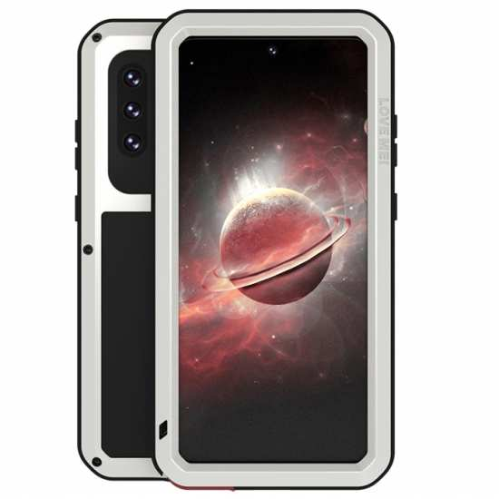 For Samsung Galaxy A51 A71 A72 5G Metal Case Shockproof Aluminum Heavy Duty Cover