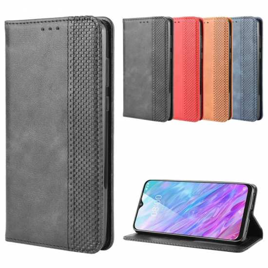 For ZTE Zmax 10 /Consumer Cellular Zmax-10 Wallet Case Leather Flip Stand Cover