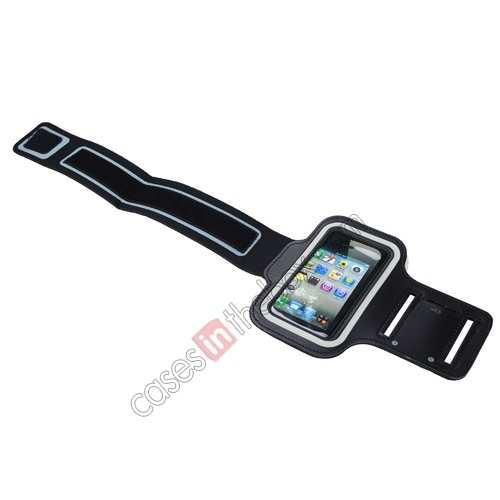 best iphone5 armband case,cheap Sport Armband Arm Strap Cover Case Holder For iPhone 5 5S - Black