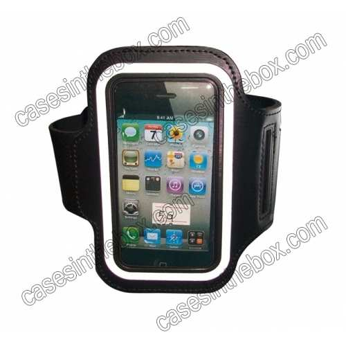 iphone5 arm bands,wholesale Sport Armband Arm Strap Cover Case Holder For iPhone 5 5S - Black