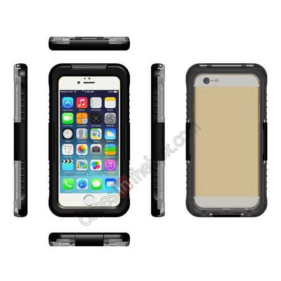 discount Waterproof Shockproof Dirt Proof Durable Case Cover for iPhone 6/6S 7 7 Plus 8 Plus