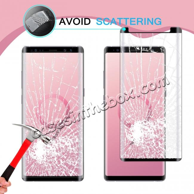 best price For Samsung Galaxy 3D 9H Full Cover Tempered Glass Screen Protector Film